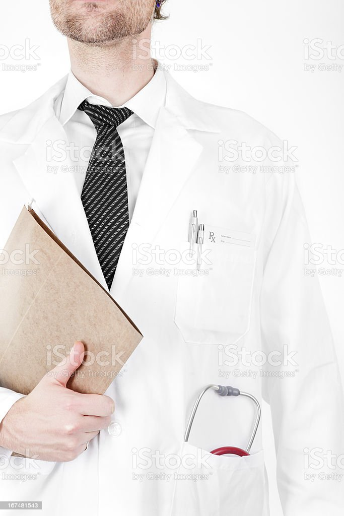 Pediatrician / Doctor stock photo