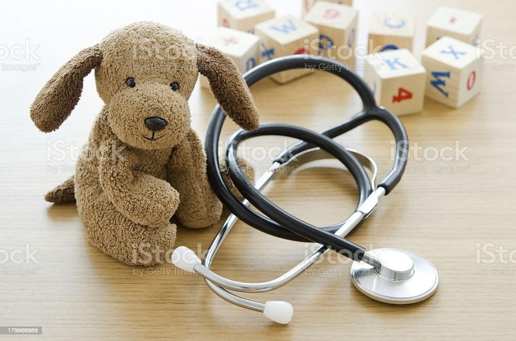 Pediatrics stock photo