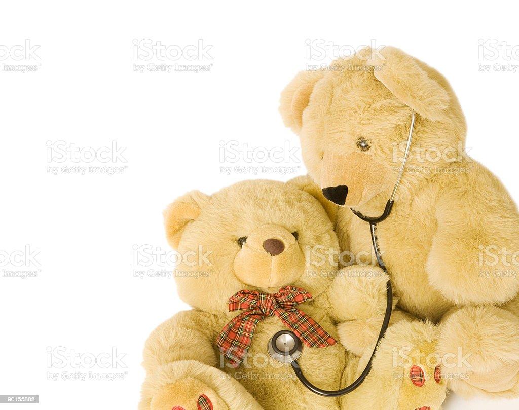 Pediatrics royalty-free stock photo