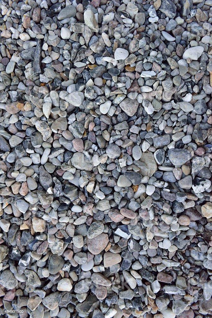 Pedras Peeble fundo foto royalty-free