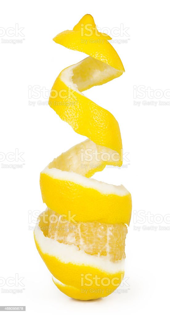 peel stock photo