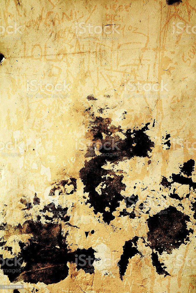 Peeled background texture stock photo