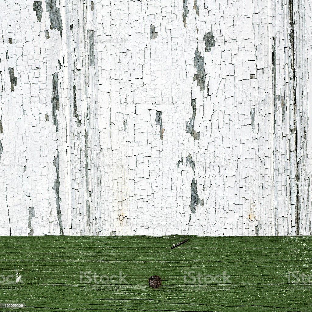 Peelin paint royalty-free stock photo