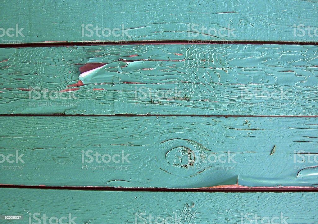 Peeling Green royalty-free stock photo