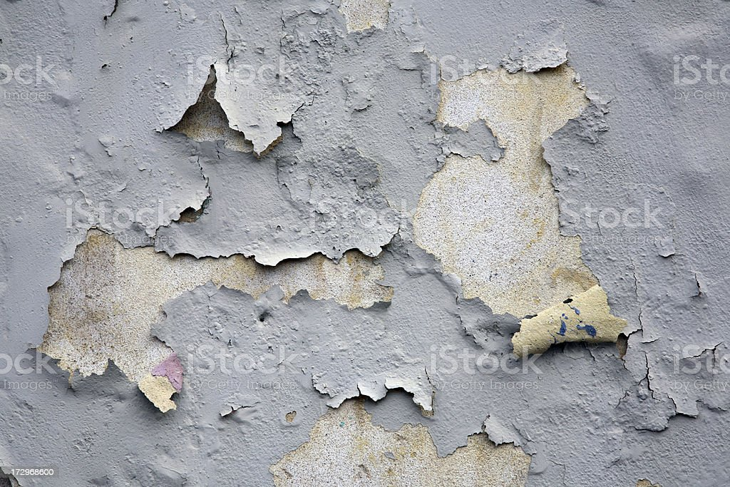 Peeling paint background texture royalty-free stock photo