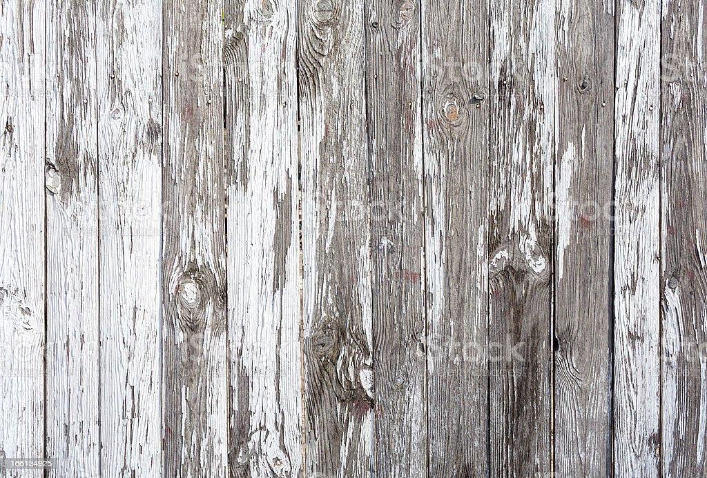 Peeling paint boards royalty-free stock photo