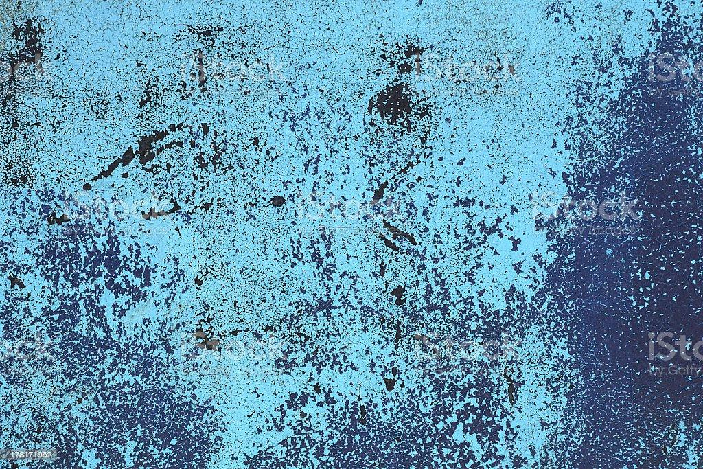 ピーリングの壁の背景にペンキを塗る ロイヤリティフリーストックフォト