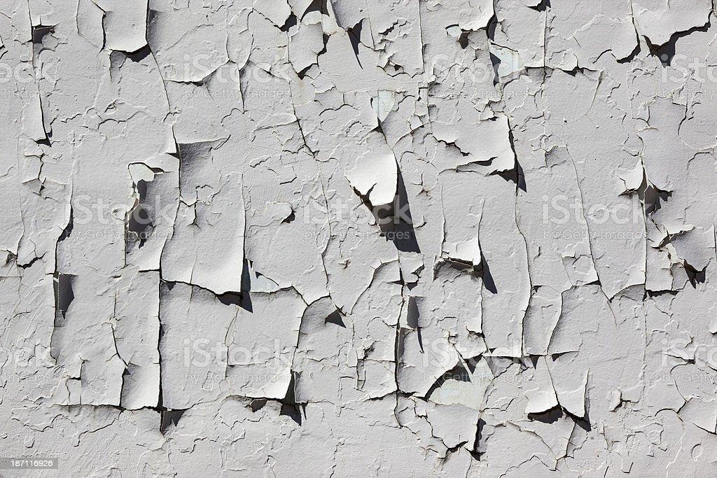 Peeling Paint. royalty-free stock photo