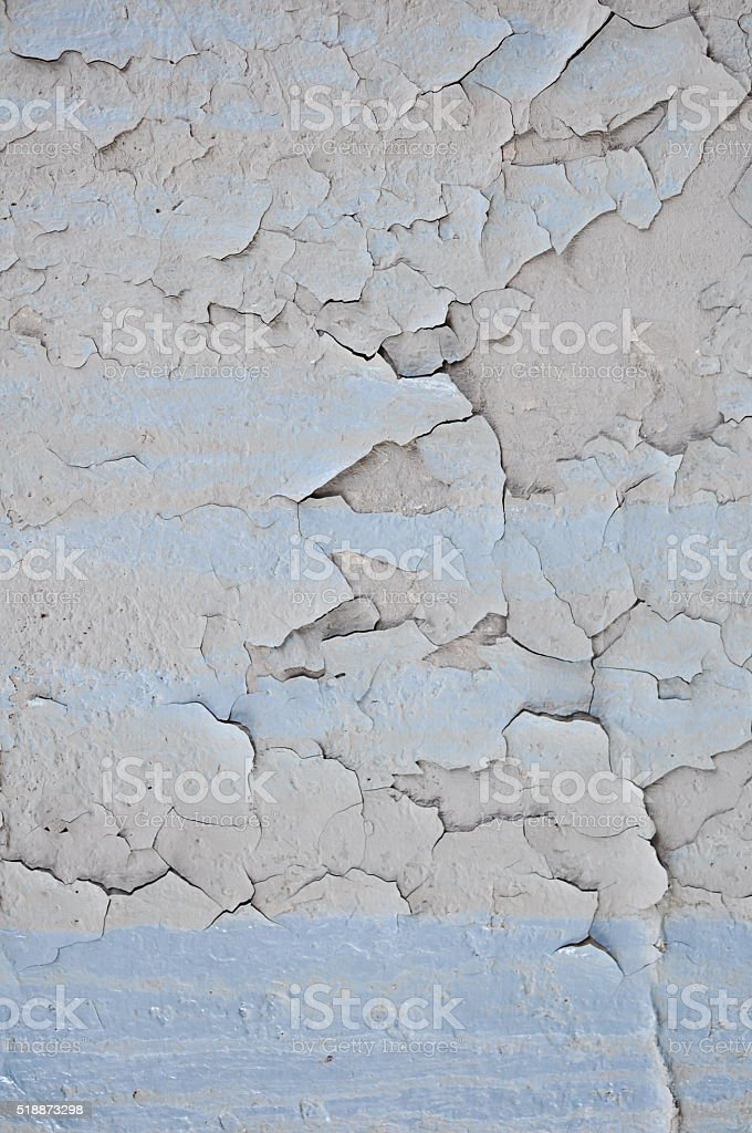 Peeling Paint Texture stock photo