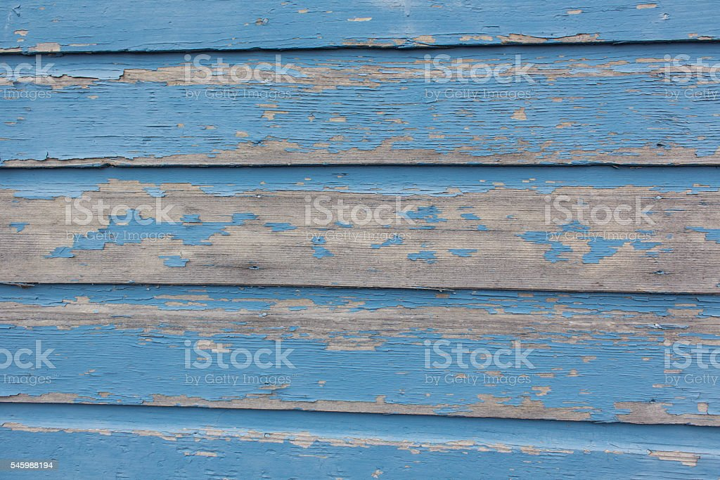 peeling painted wall stock photo