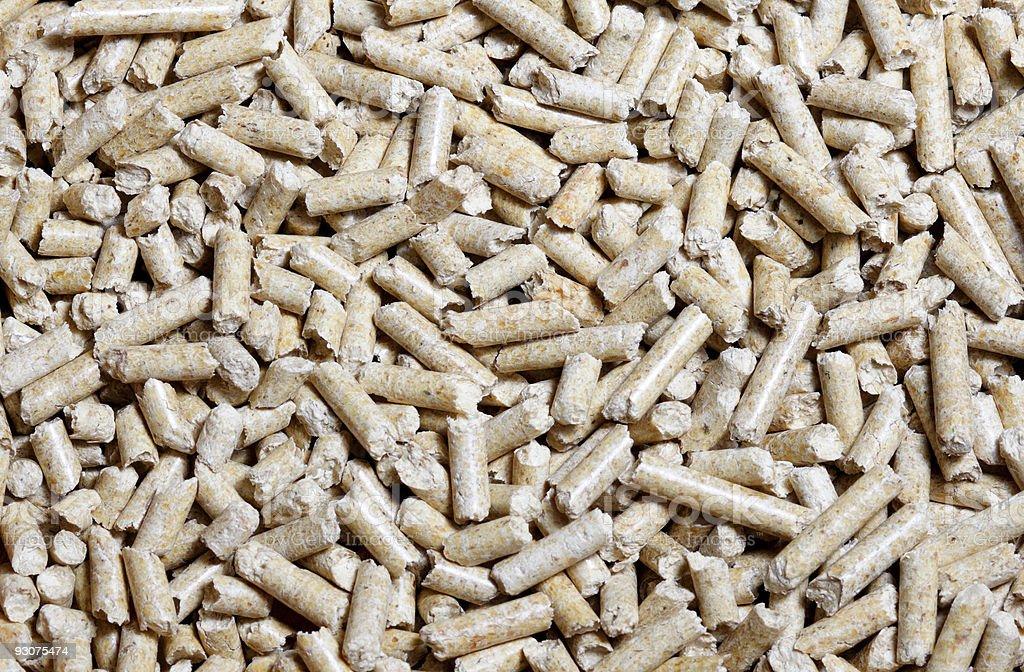 pellet royalty-free stock photo