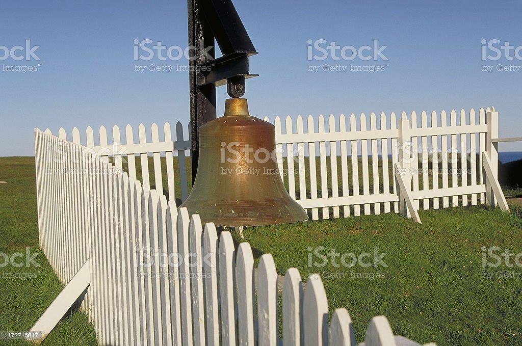 Pemaquid Bell royalty-free stock photo