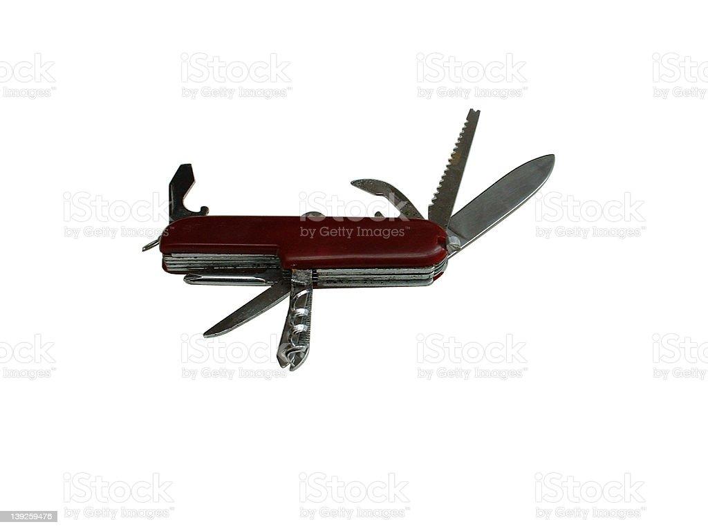 Pen Knife 2 stock photo