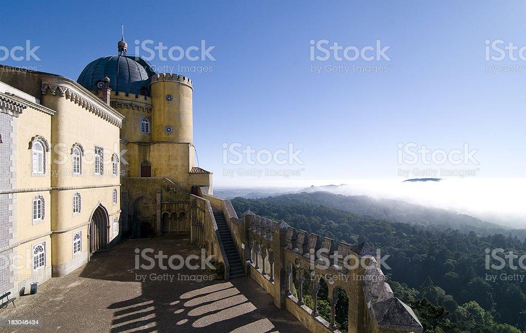 'Pena National Palace, Portugal' stock photo