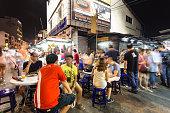 Penang chinatown