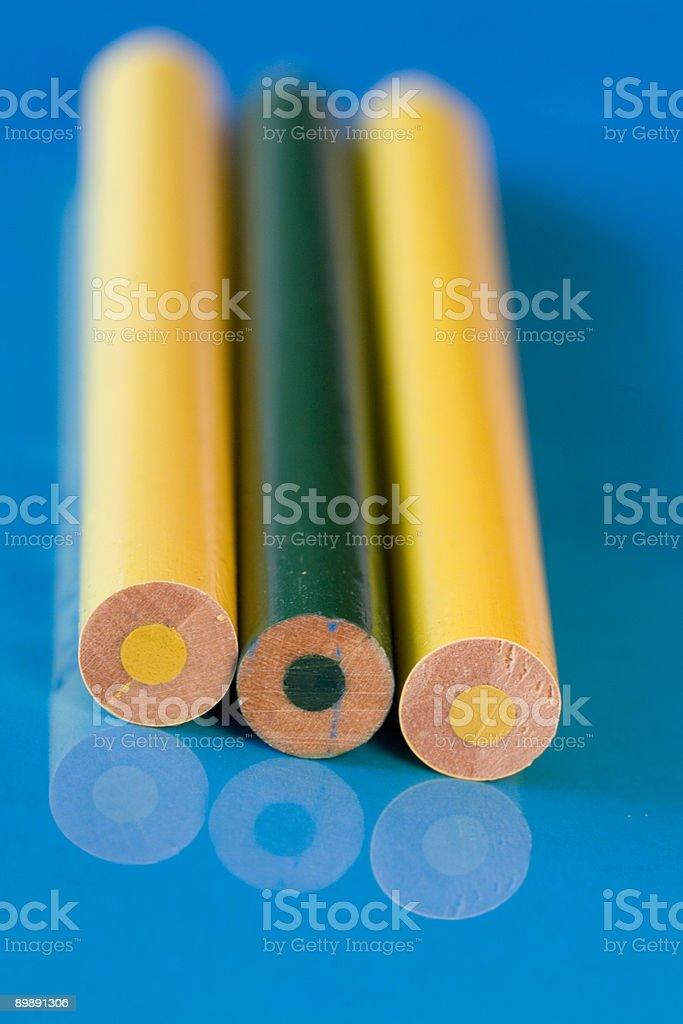 Crayon Brasila formation en couleurs photo libre de droits