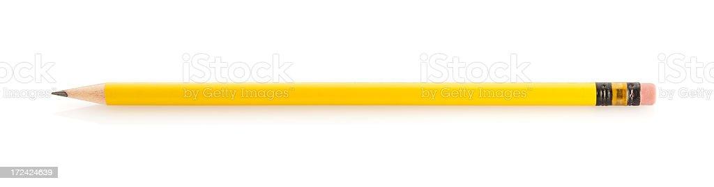 Pencil royalty-free stock photo