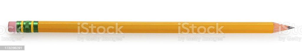 Pencil. stock photo