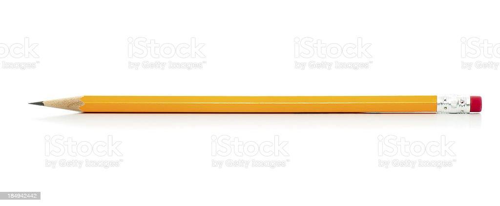 Pencil stock photo