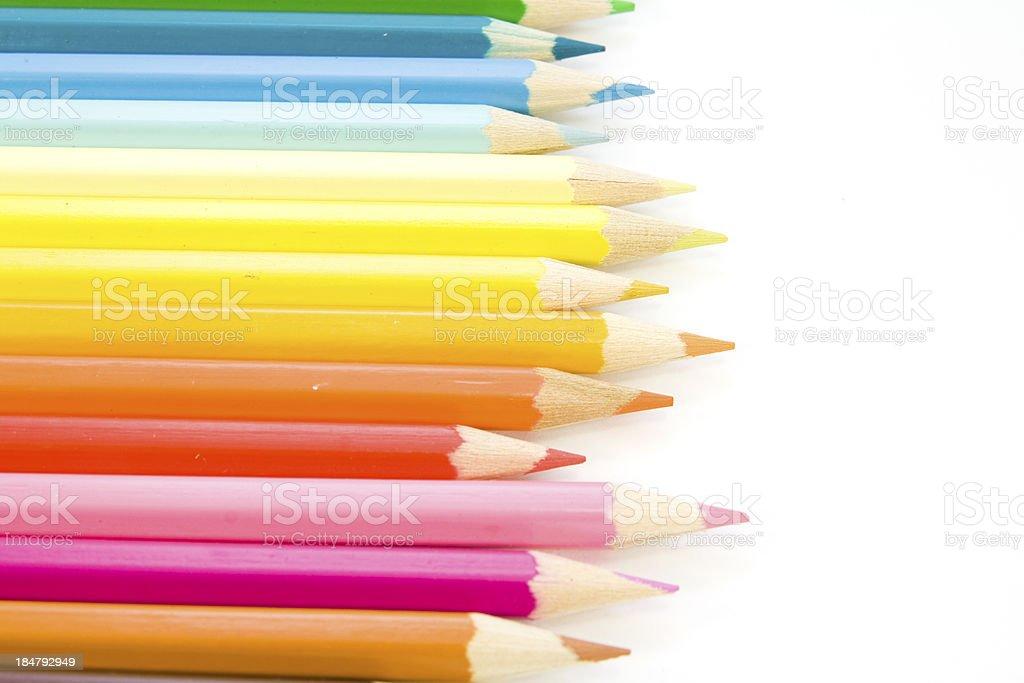 Bleistifte Lizenzfreies stock-foto