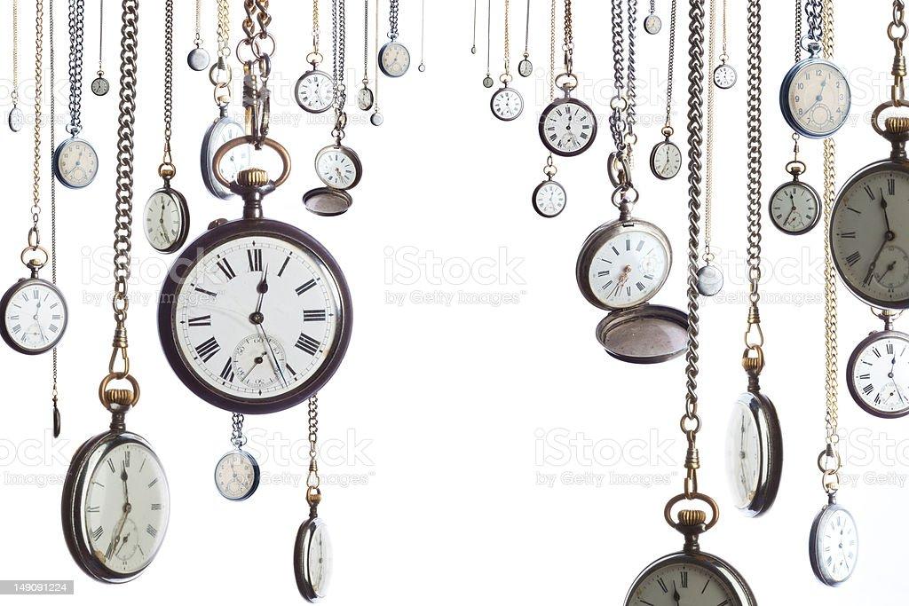 pendulum watch stock photo