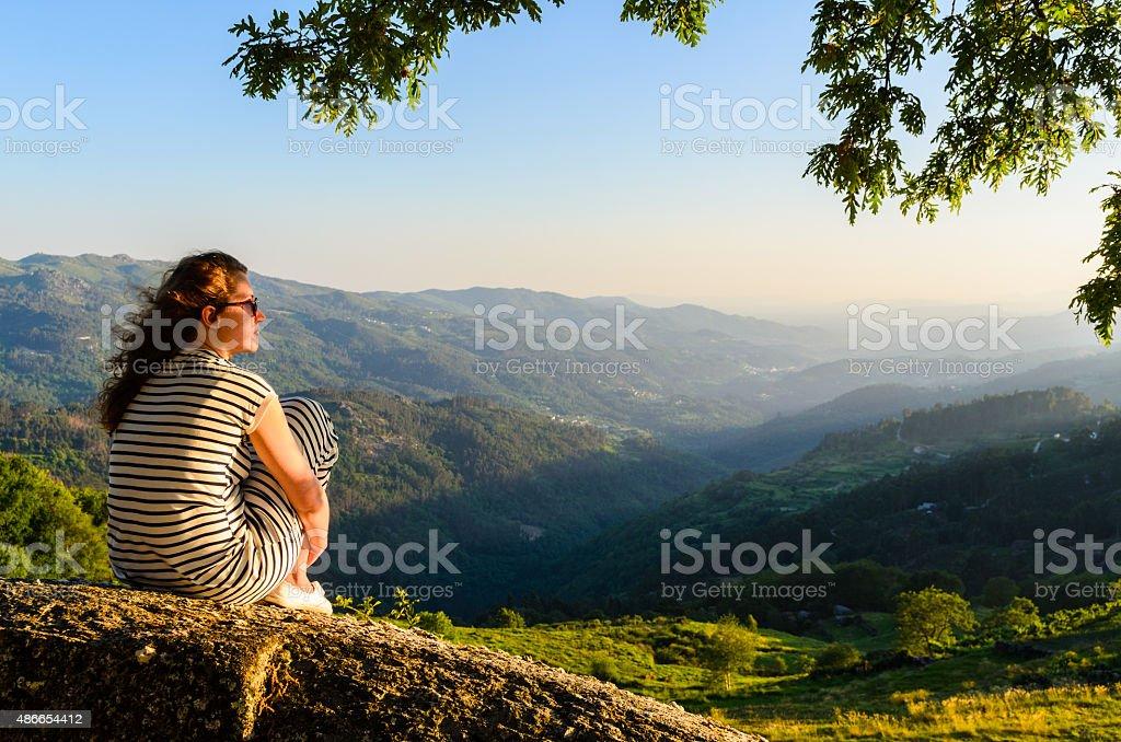 Peneda-Geres National Park stock photo