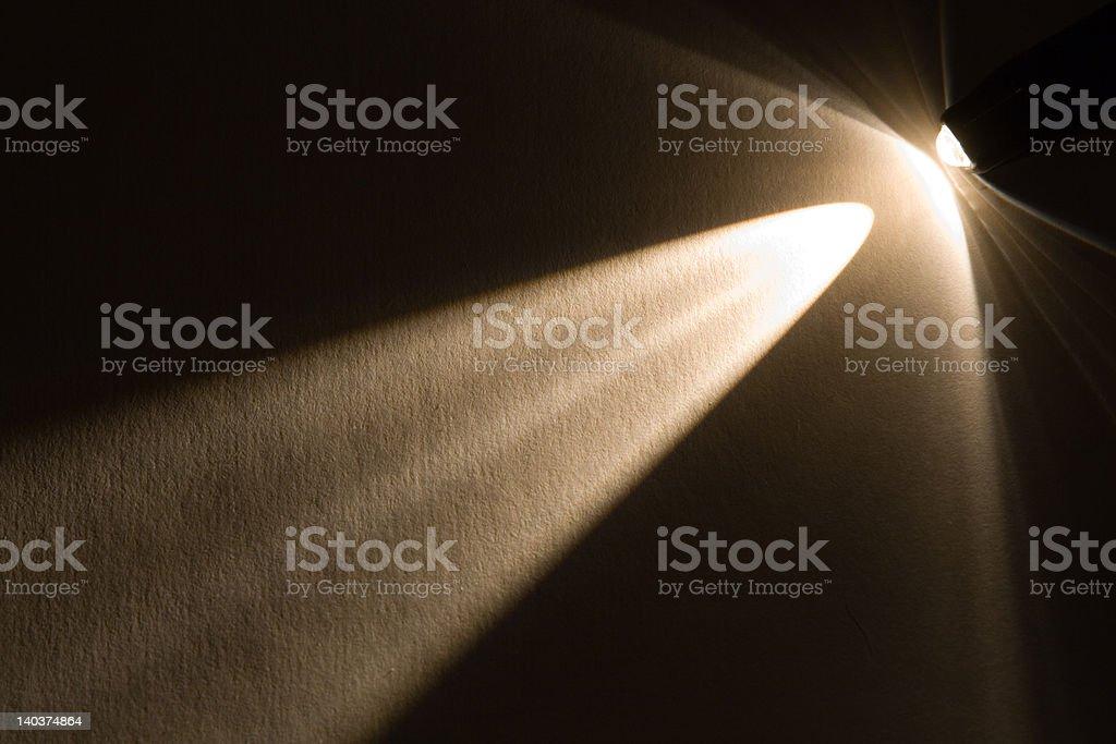 Penlight stock photo