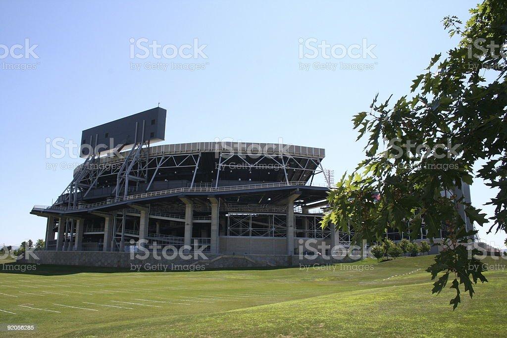 Penn State Beaver Stadium 2 royalty-free stock photo