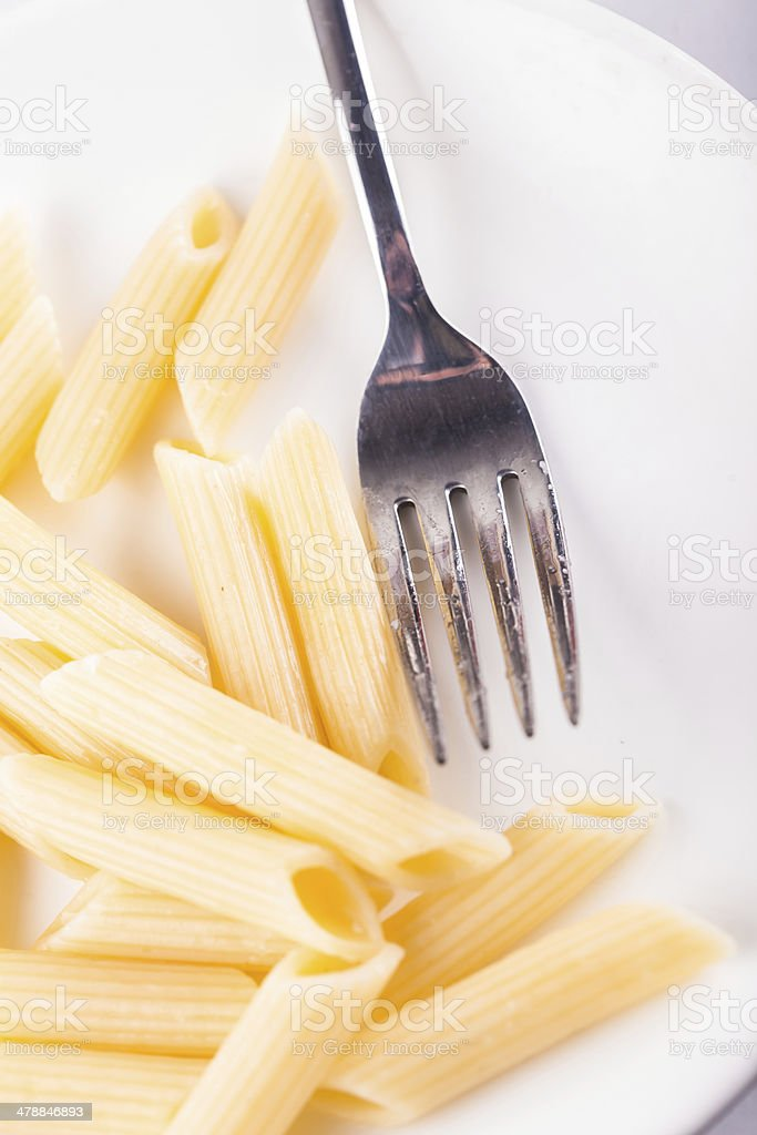 Penne Pasta royalty-free stock photo