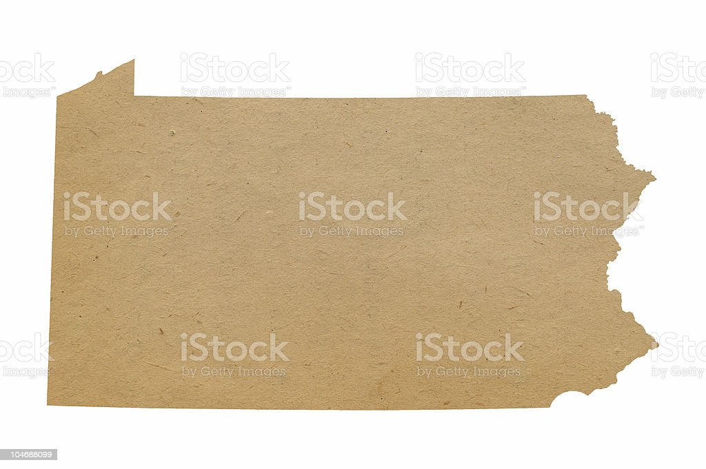 Pennyslvania Recycles stock photo
