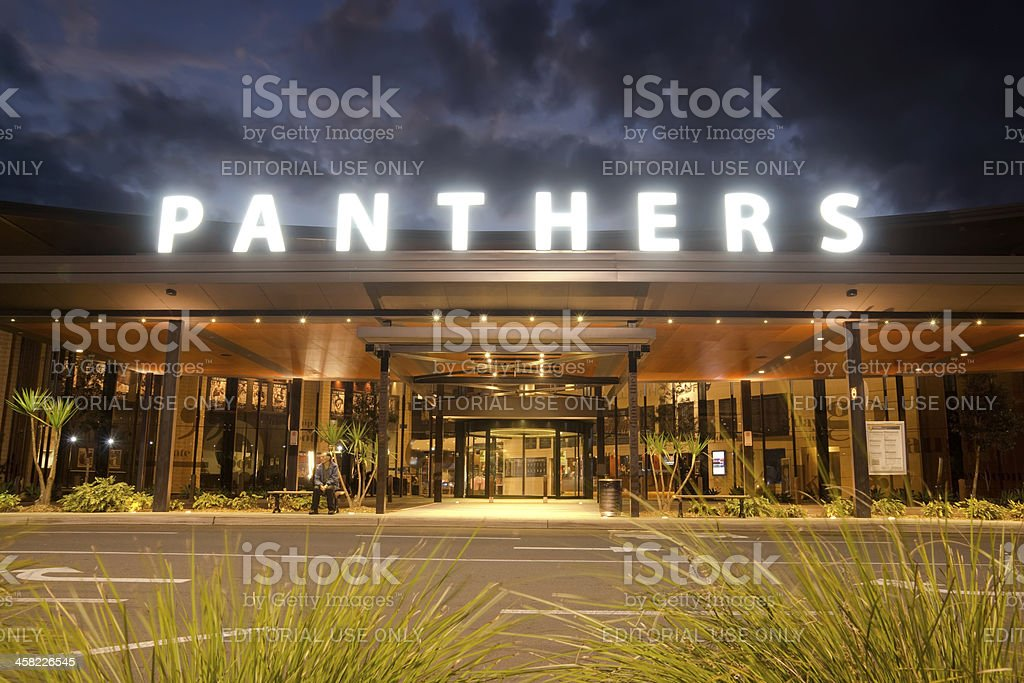 Penrith - Panthers World of Entertainment stock photo