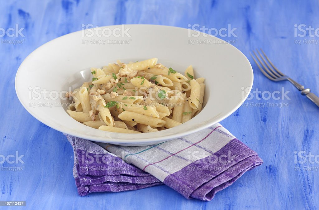 Penne royalty-free stock photo