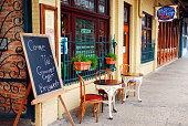 Pensacola's Historic Seville District