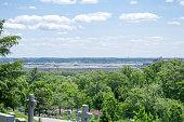 Pentagon from Arlington Cemetery