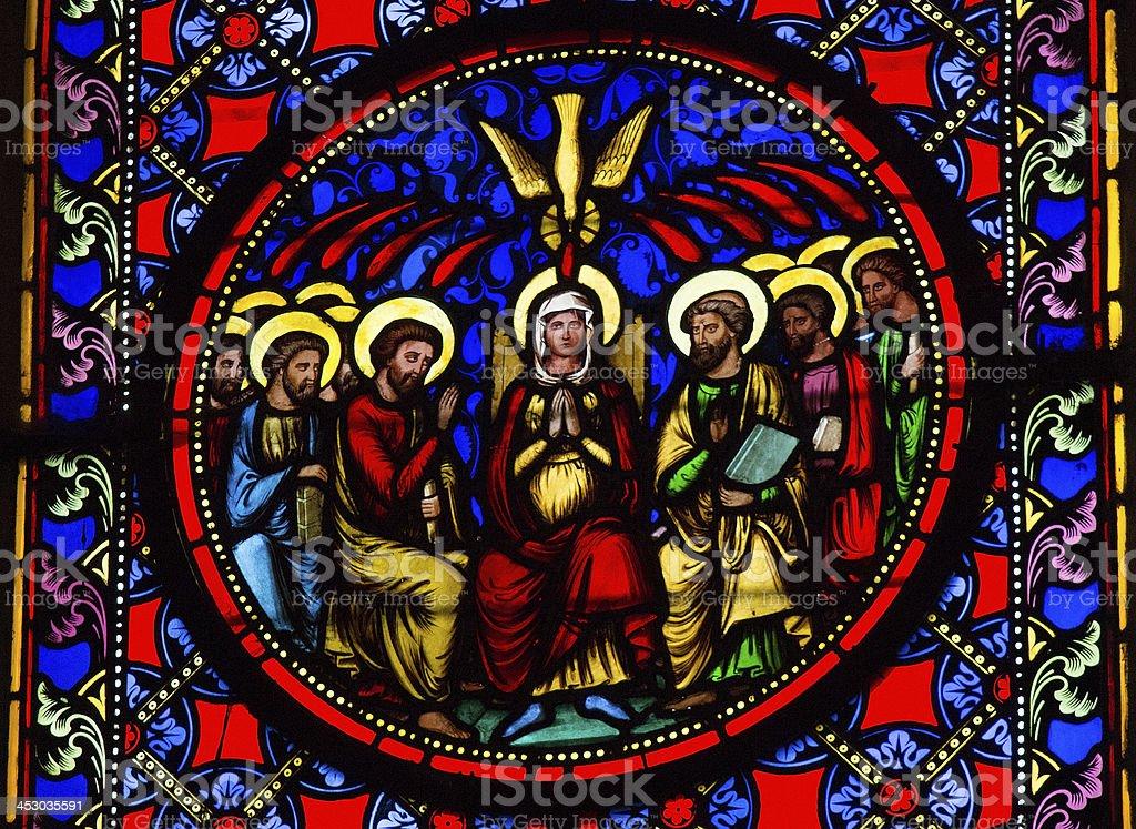 Pentecost stock photo