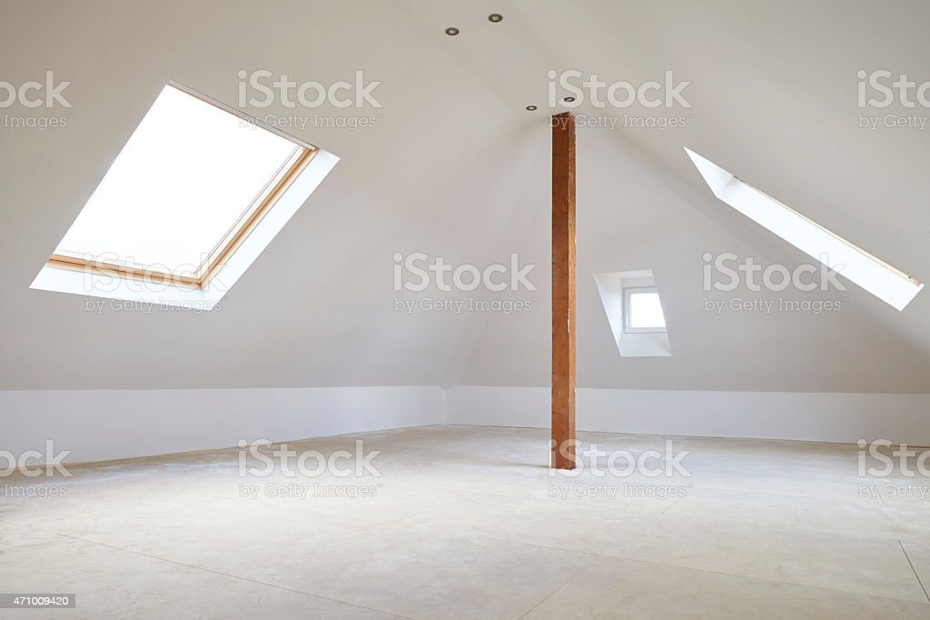 penthouse stock photo