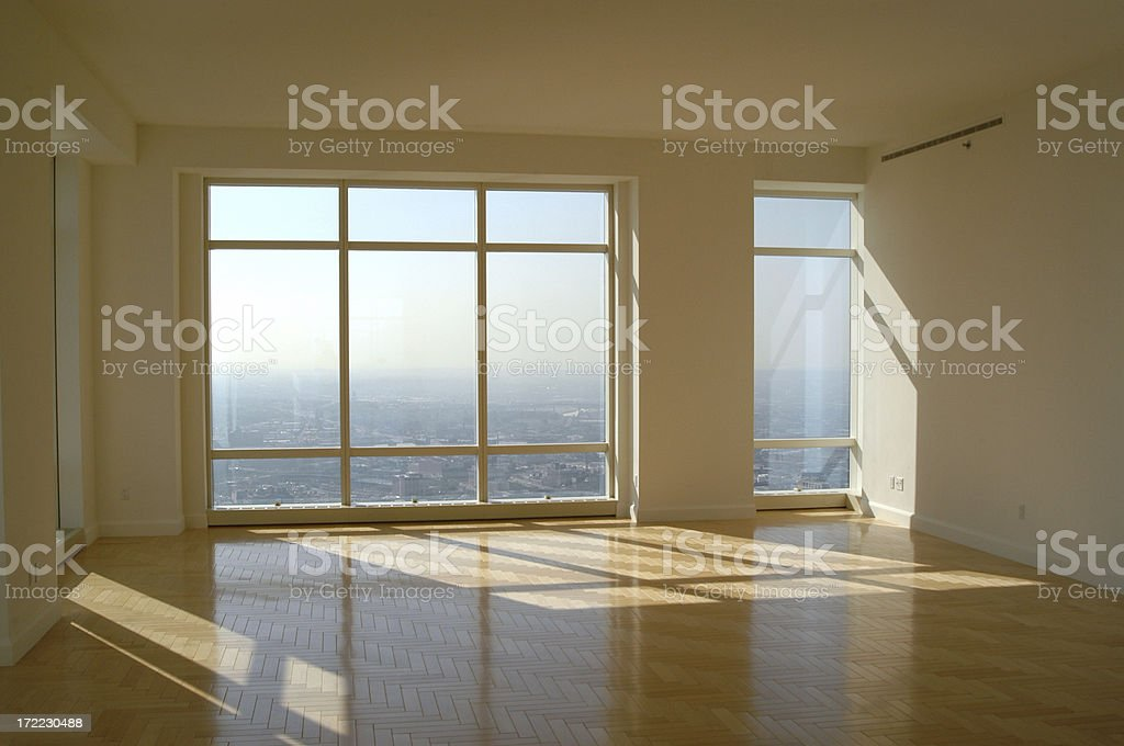 Penthouse Possibilities stock photo