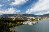 Penticton Skyline Okanagan Lake