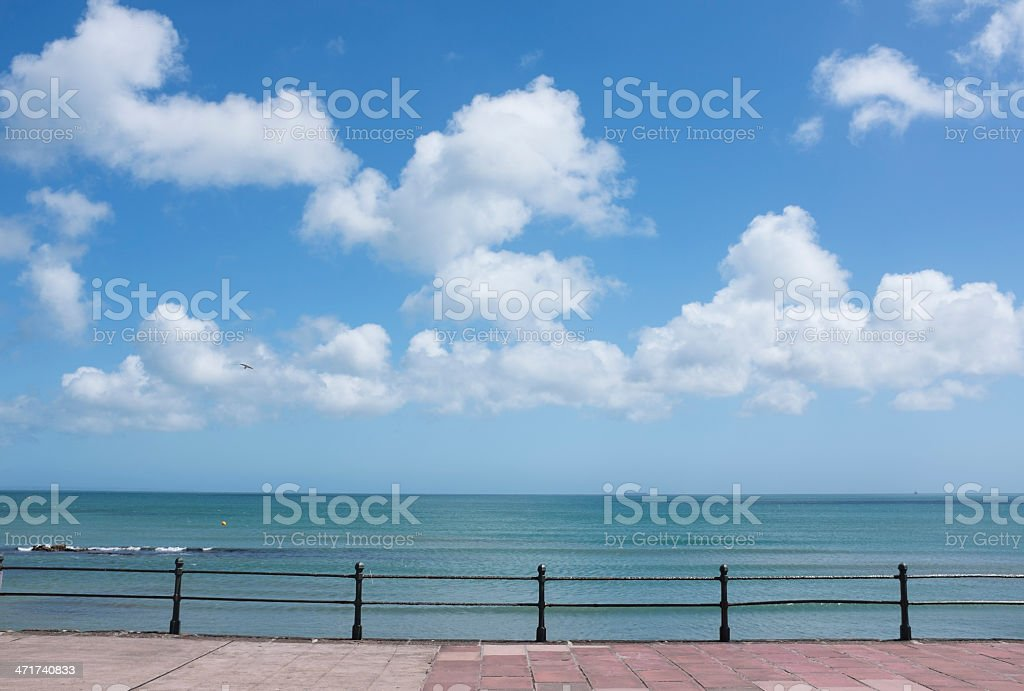Penzance royalty-free stock photo