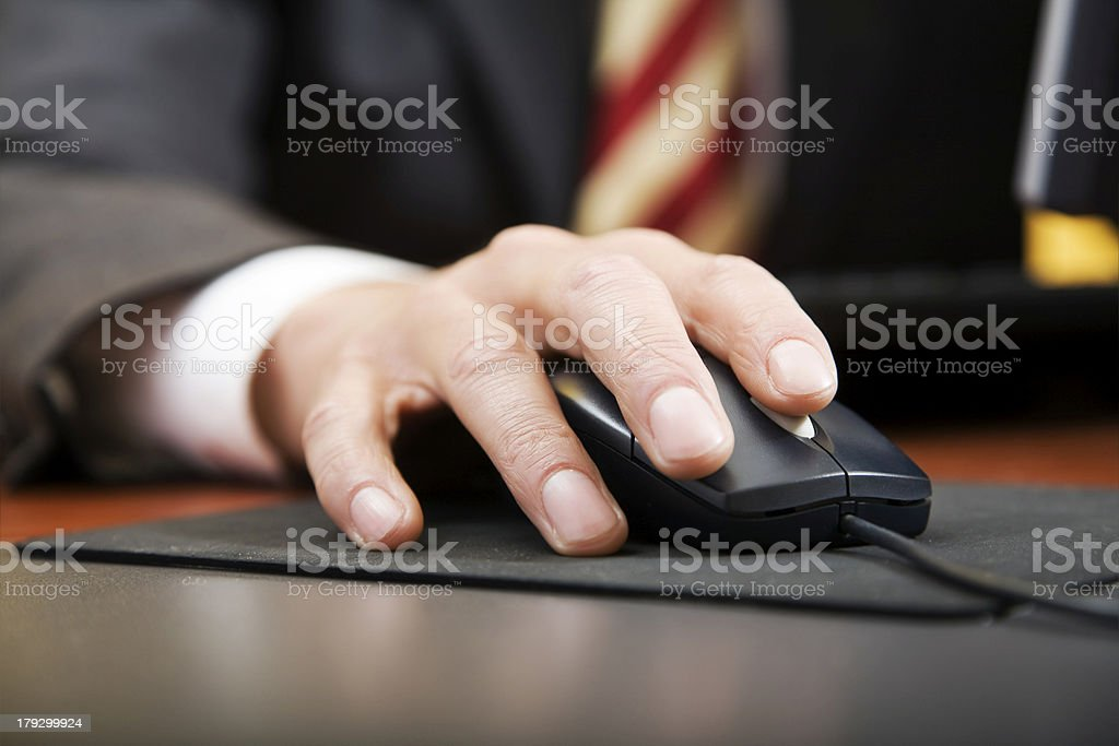 people at work royalty-free stock photo