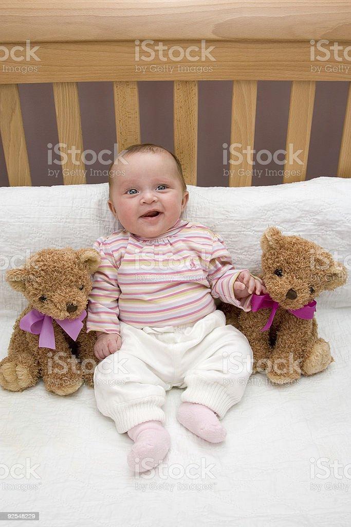 People - Baby Sierra royalty-free stock photo