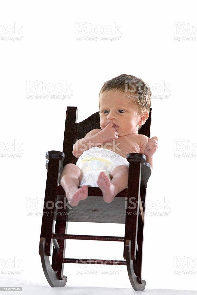 People - Baby Sydney royalty-free stock photo