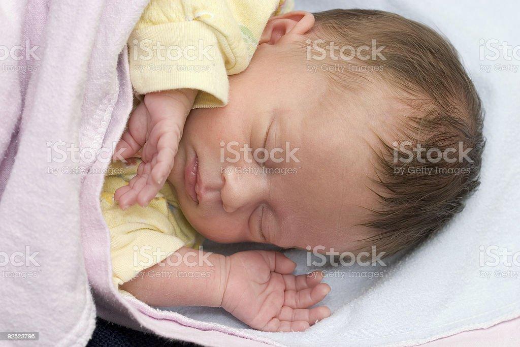 People - Baby Sydney stock photo