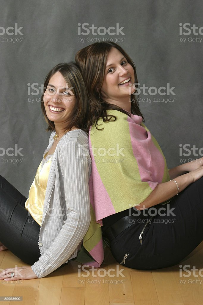 People - Best Friends #7 royalty-free stock photo