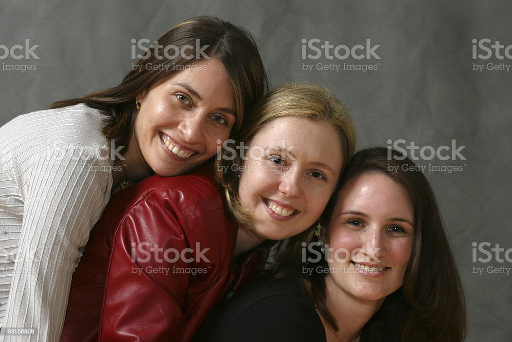 People - Best Friends #8 royalty-free stock photo