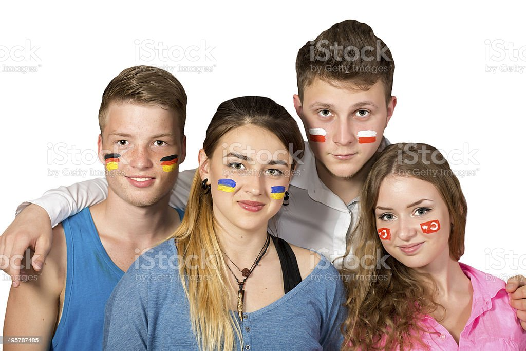 People diversity stock photo