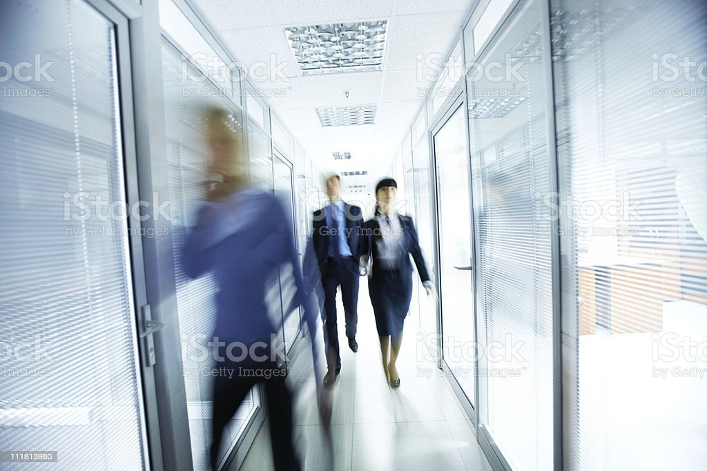 People in office royalty-free stock photo