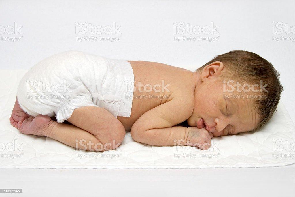 People - Premature Baby stock photo