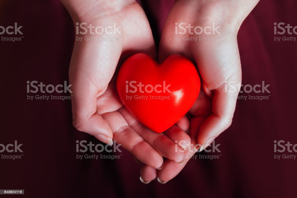 People, relationship and love concept stock photo