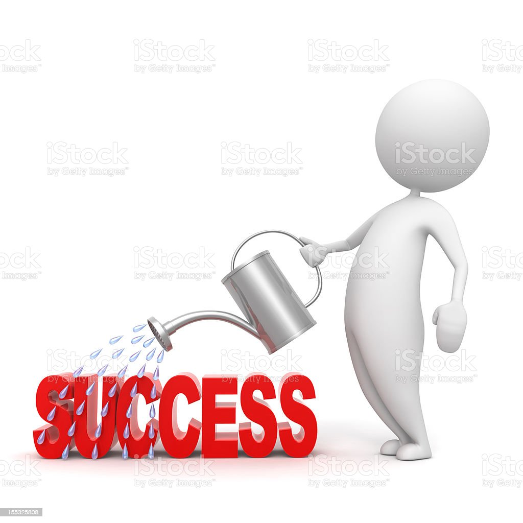 people success royalty-free stock photo